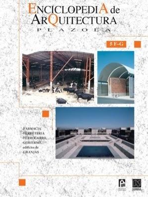 Enciclopedia De Arquitectura Plazola Vol Men 5