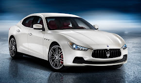 MASERATI GHIBLI 3