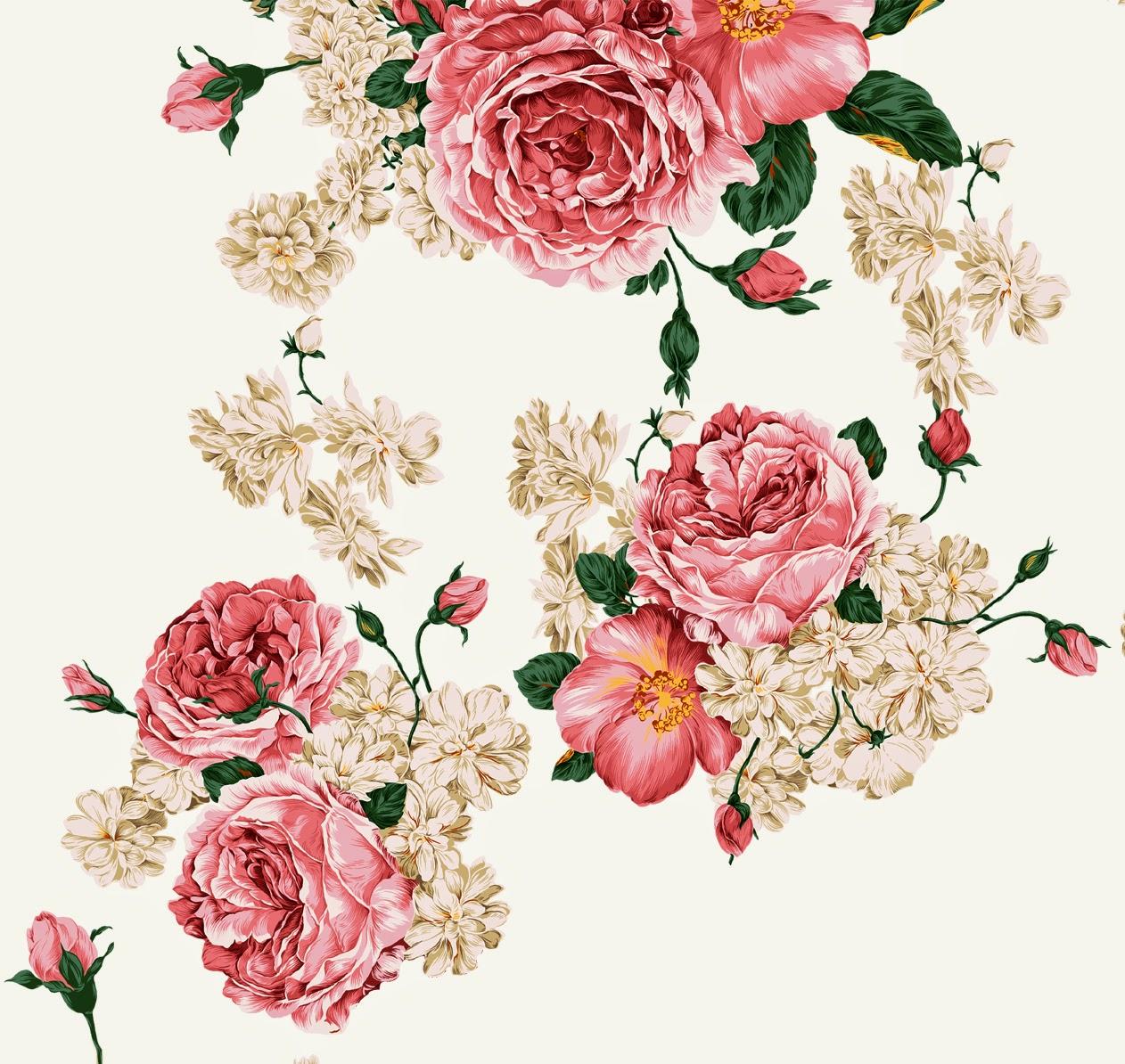 Decora con flores laminas de rosas para decoupage y - Laminas decorativas para pared ...