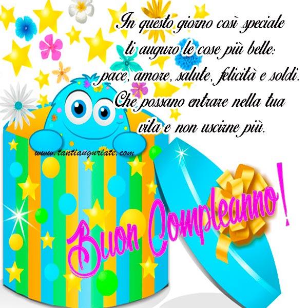Estremamente Auguri Di Compleanno Nipote | Monroeknows KO57