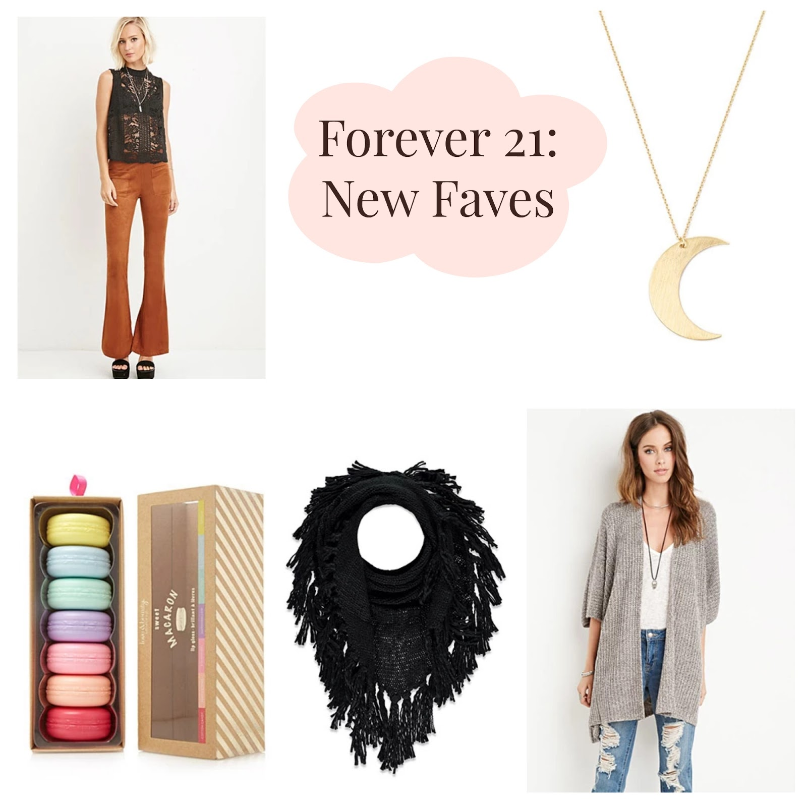 Forever 21 Faves - Style for the Camera