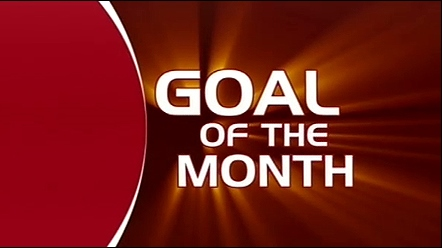 Goal of the Month 2012/13