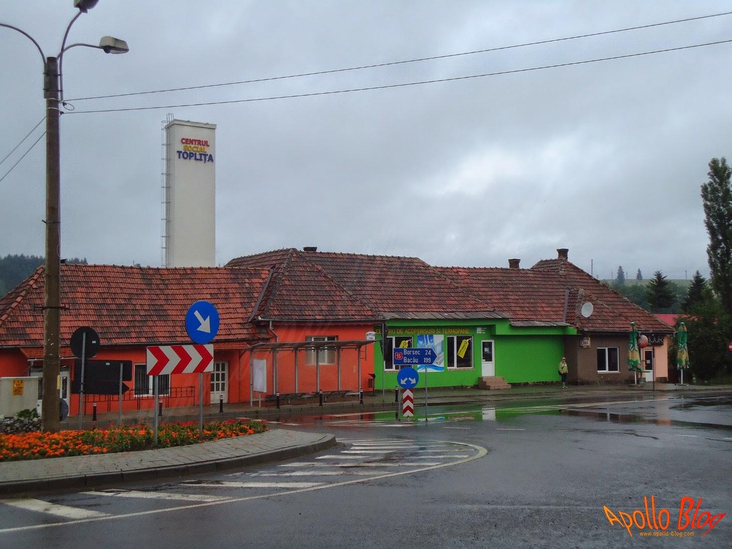 Centrul Social Toplita