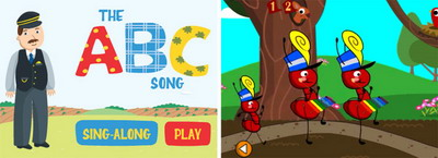 HarperCollins Children's Books releases two Educational iPhone apps for kids