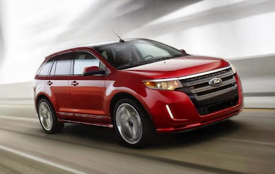 2014 Ford Edge Release Date, Redesign & Price