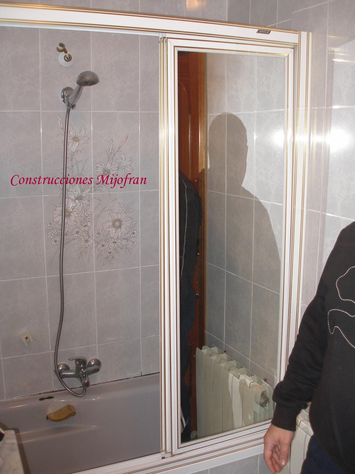 CONSTRUCCIONES MIJOFRAN S.L.: REFORMA DE UN CUARTO DE BAÑO ...