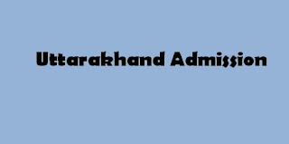 Uttarakhand B.Tech Admission 2016