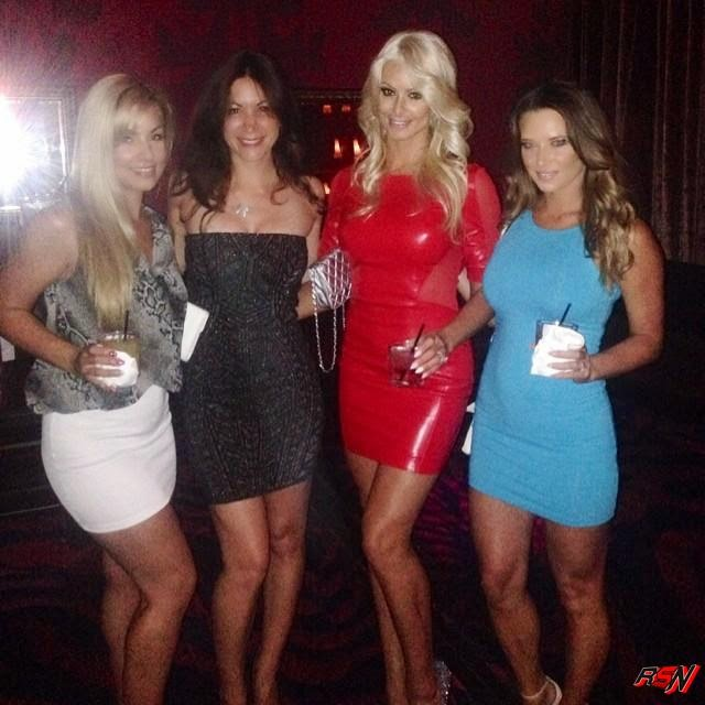 Even More Maryse Party Photos.