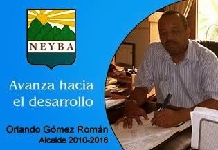 ALCALDE DE NEYBA ORLANDO GOMEZ