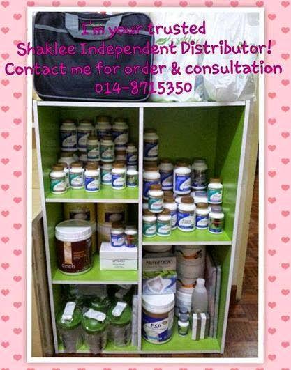 Shakle independent Distributor; Shaklee Malaysia; Shaklee Labuan; Shaklee Penang; shaklee tawau