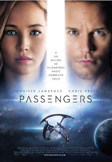 Poster de Pasajeros / Passengers