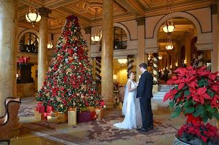 Free Christmas Wedding Ideas 2015