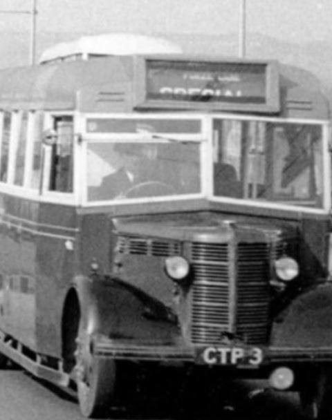 Little bus to Upper Drayton