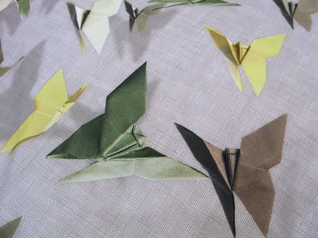 Bettwäsche der Firma Snurk im Origami Dessin