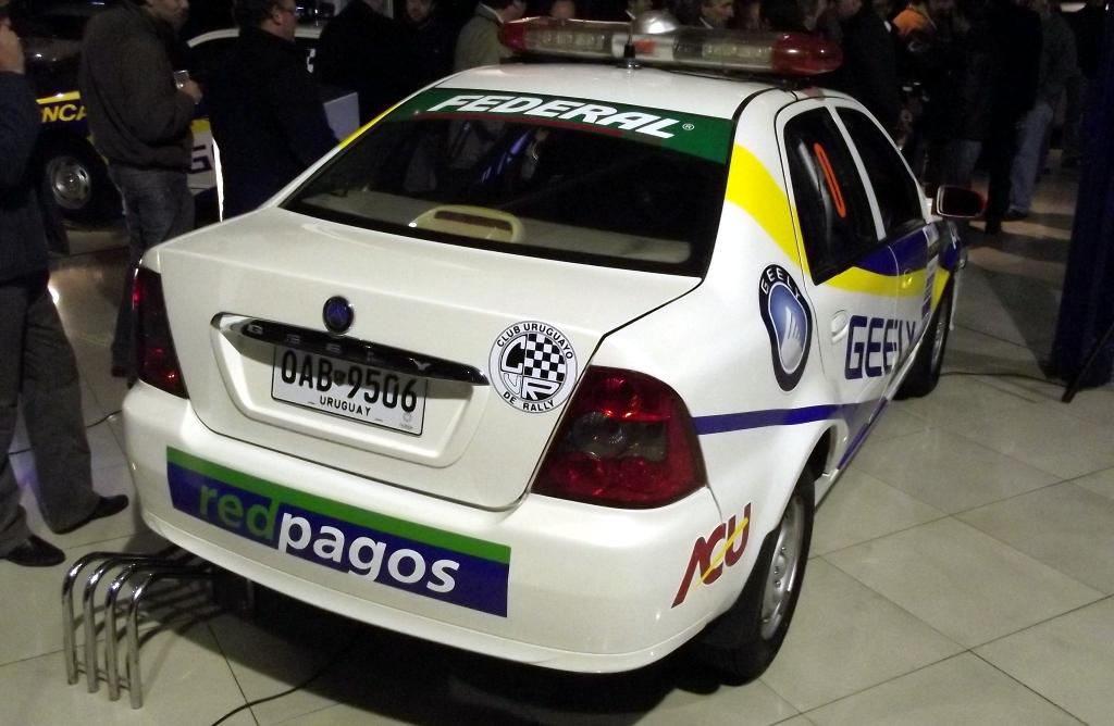 Club De Autos Geely | Autos Weblog