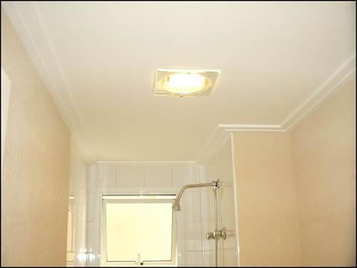 Gesso CF Decorações  Decoração de Gesso em Banheiro -> Decoracao De Gesso Para Banheiro Pequeno