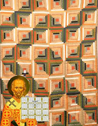 October's Patron Saints for Quilters