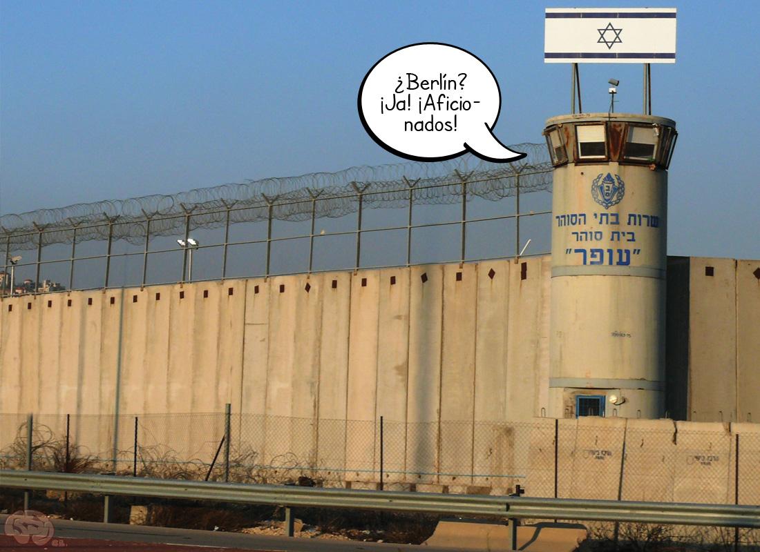La caída del muro