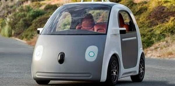 Google Luncurkan Mobil Otomatis Tercanggih