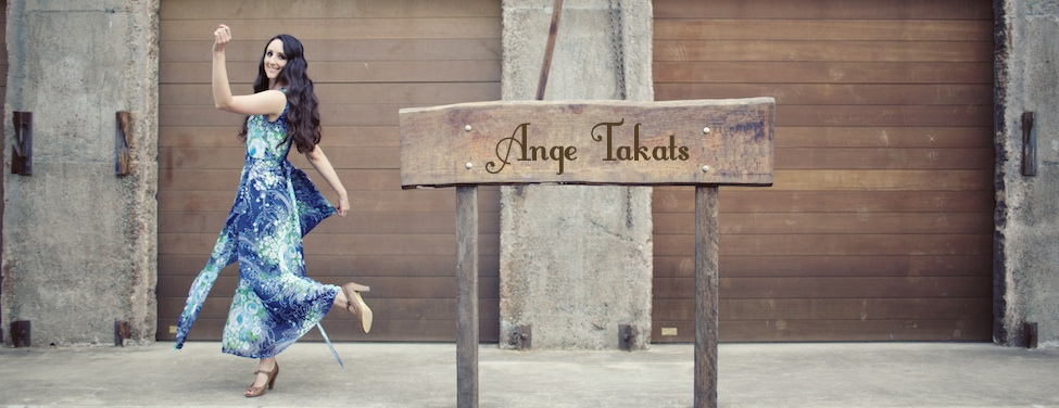 Songs & Stories: The Blog of Ange Takats