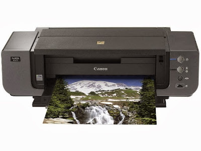 download Canon PIXMA Pro9500 Inkjet printer's driver