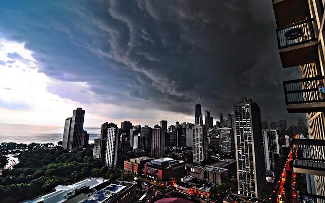 Lincolns Stormy Revenge