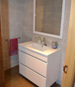 Baño habitación Farfanya