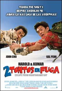 2 Tontos En Fuga (2008) DVDRip Latino