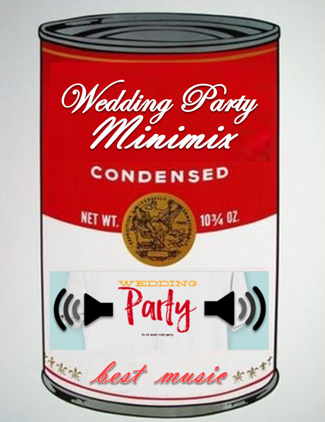 WEDDING MINIMIXES