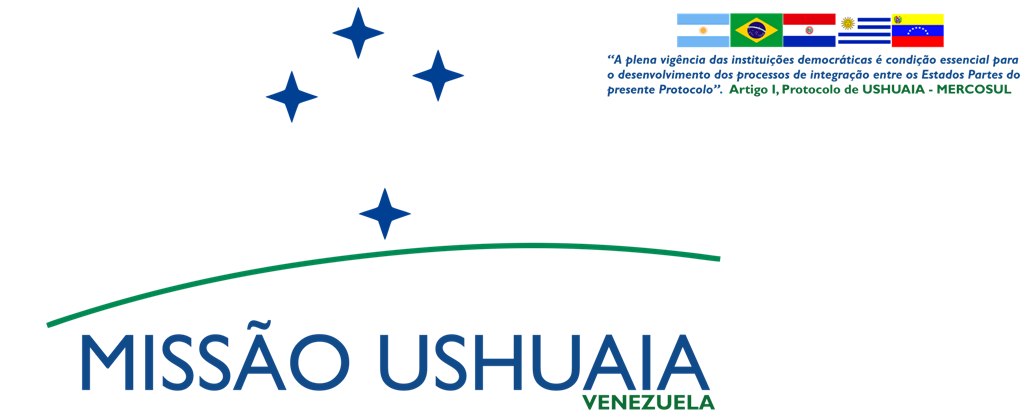 MISSÃO USHUAIA, VENEZUELA