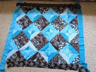learn to quilt free pattern and tutorial for beginners7