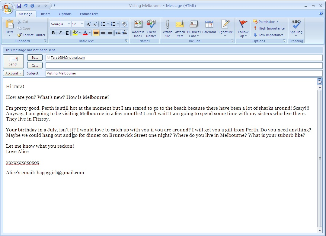 Have A Read And At The End Of The Email I Will Explain A Few Things