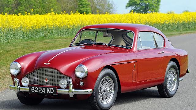 aston martin db2 1957 1959 carros clasicos