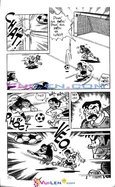 Jindodinho - Đường Dẫn Đến Khung Thành III  Tập 3 page 70 Congtruyen24h