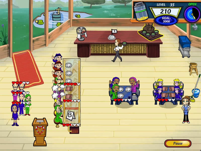 Diner Dash Full Version With Serial Number
