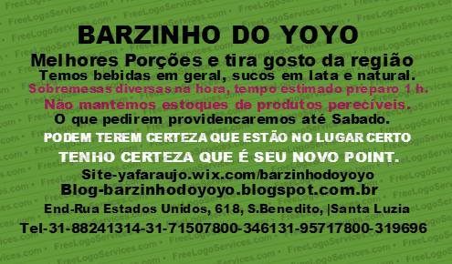 NOSSO CARTÃO DE VISITAS