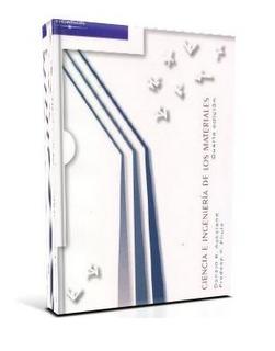 Ciencia e Ingeniería de los Materiales, 4ta Edición   Donald R. Askeland