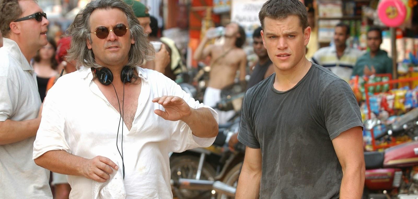 Paul Greengrass e Matt Damon podem não retornar para uma sequência Bourne