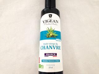 [Tutoriel]  L'huile vierge de chanvre bio et ses bienfaits en cosmétique Huileries Vigean France