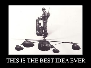 funny weapons fail picture bad military ideas