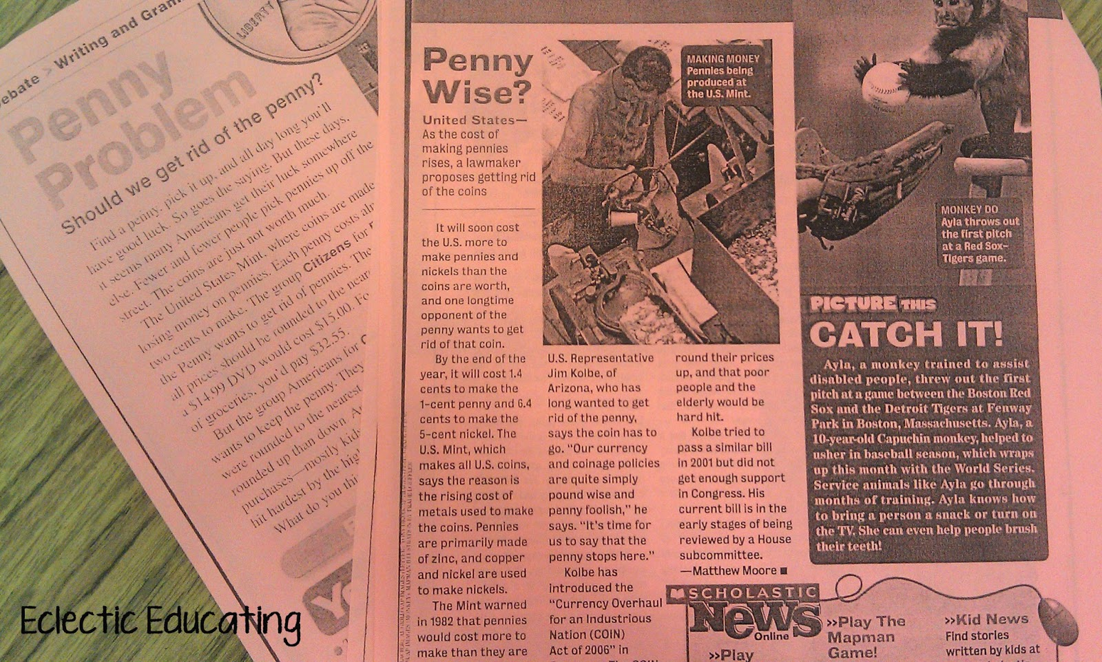 penny essay Free essay: between 2001 and 2006, there has been an increase of 6 cents for the reproduction of the penny this increase displays economic problems that.