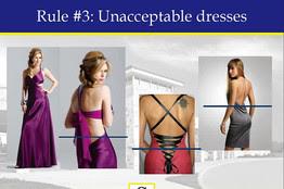 Unacceptable Prom Sexy Dresses
