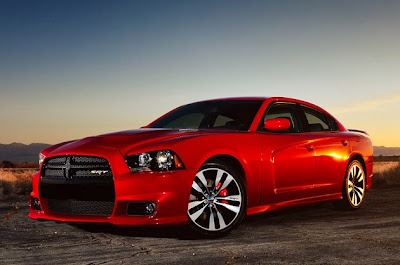 2012 Dodge Charger SRT8 Wallpaper