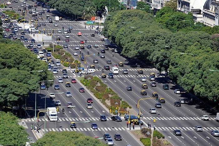 9 de Julio Avenue