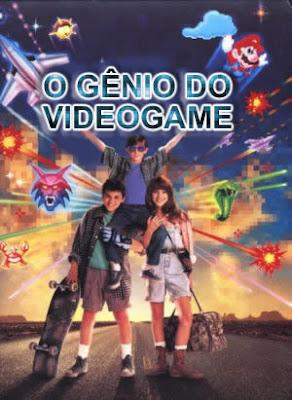 O Gênio do Videogame - DVDRip Dublado