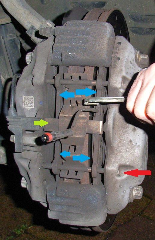 Hyundai i10 bremsen wechseln