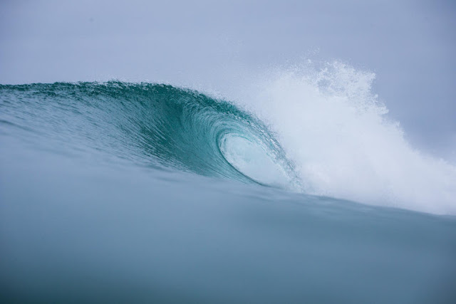 5 Wave Roxy Pro France Foto WSL Poullenot Aquashot