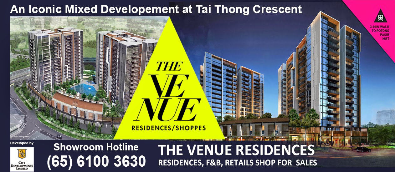 The Venue Residences by CDL