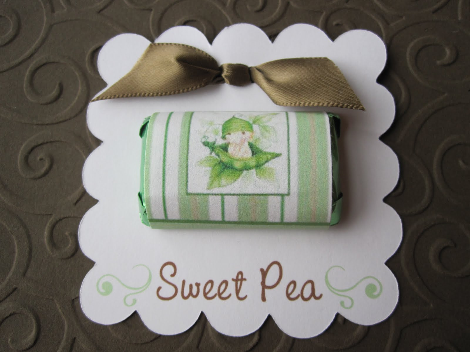 quick and easy baby shower favors