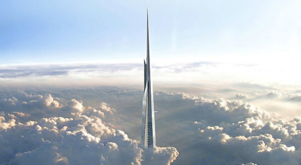 Kingdom Tower Worlds Tallest Building in the world